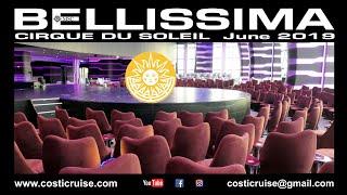 MSC BELLISSIMA & CIRQUE DU SOLEIL ...