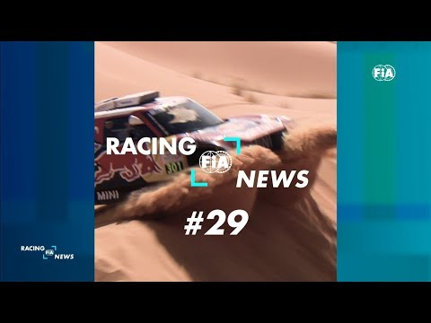 FIA RACING NEWS #29