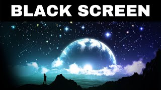 Relaxing Music for Sleeping BLACK SCREEN   LULLABY DREAMS   Sleep Music for Children