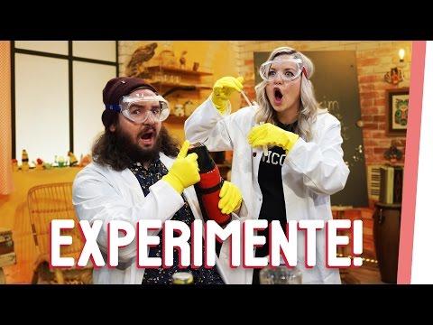 BOOOOM! Experimente mit Kelly und Sturmwaffel I GMI
