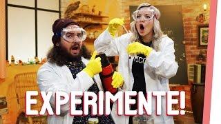 Boooom! Experimente!