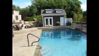 Luxury Pool Design And Construction Video From Barrington Pools