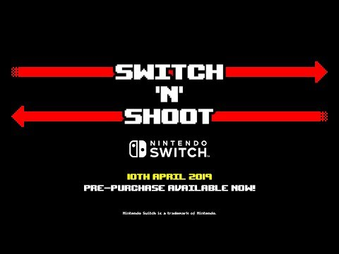 Switch 'N' Shoot - coming to Nintendo Switch - 10th April 2019! thumbnail