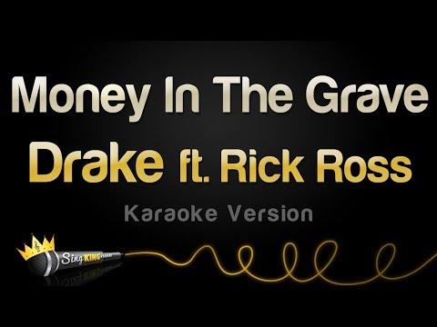 Drake ft  Rick Ross - Money In The Grave (Karaoke Version)