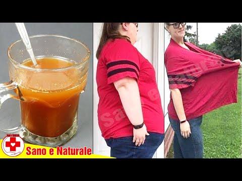 Perdita di peso alletà di 59 anni