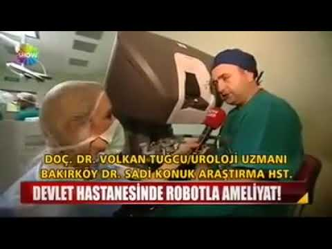 SHOW TV ANAHABER BÜLTENİNE KONUK OLDUK-