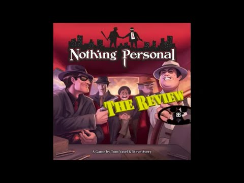 BGBC Ep.81:  Nothing Personal Review