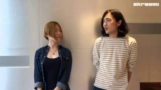 コンテンポラリーな生活『ハスキーガール』リリース!―Skream!動画メッセージ