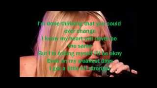 Danielle Bradbery-A Little Bit Stronger-The Voice 4-Top 6