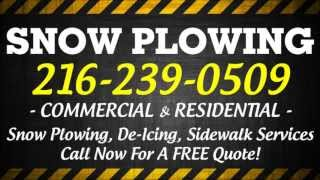 preview picture of video 'Painesville Snow Removal - Call (216) 239-0509 Snow Plowing Painesville, OH'