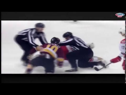 Conner Bleackley vs. Roland McKeown