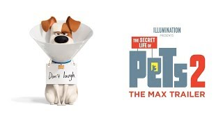 The Secret Life of Pets 2 - The Max Trailer (HD)
