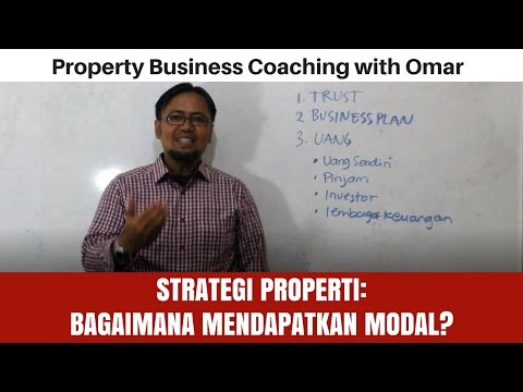 Video Strategi Properti Permodalan Dalam Bisnis Properti