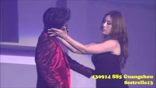 【Donghae fancam】130914 SS5 Guangzhou 〜Club No.1〜 Super junior