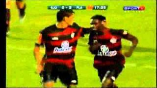São José-SP 0 X 3 Flamengo - Copa SP De Futebol Junior 2011