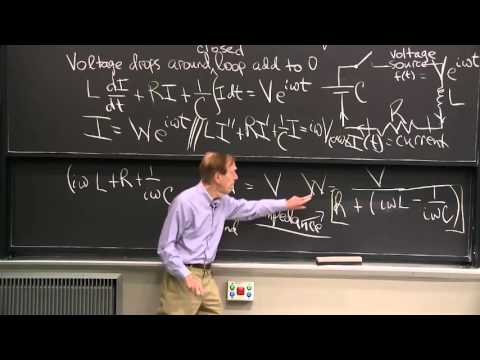 Electrical Networks: Voltages and Currents