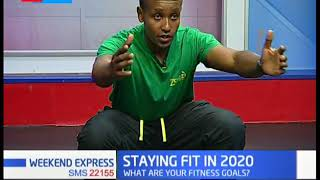 STAYING FIT IN 2020: How to work out from the comfort of your home