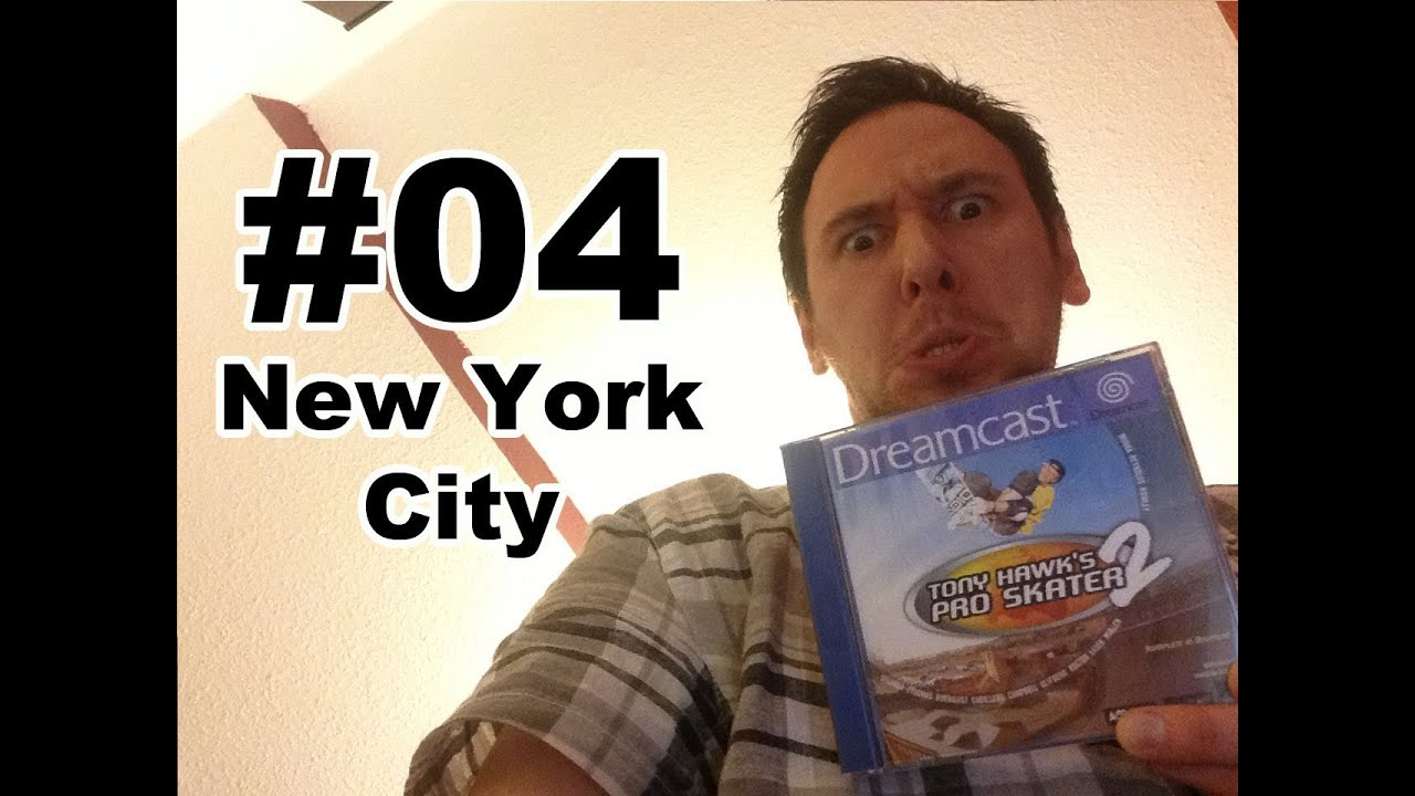 #04 Tony Hawk's Pro Skater 2 – NYC (Speedy Renton Let's Play)