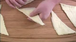 Diabetic Appetizer Recipes : How to Prepare Crescent Rolls