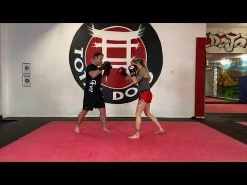 Total Dojo Online Kickboxing Classes