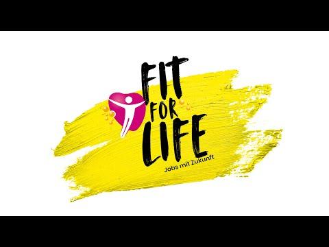 FIT FOR LIFE 2021 - Der Infotag über Gesundheitsberufe