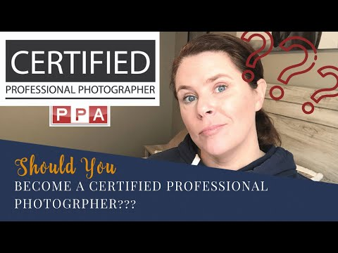 Certified Professional Photographer (CPP) Exam: Should You Do It ...