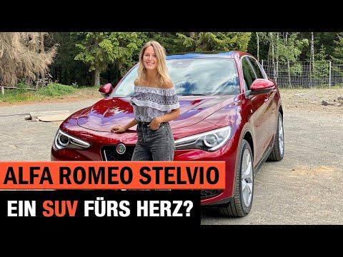 Alfa Romeo Stelvio (2020) ♥️ Ein SUV fürs Herz? Review | Test | Exterieur | Interieur | Infotainment