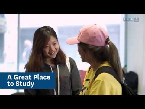 The University of Auckland English Language Academy