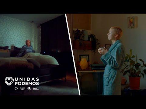 El spot de Podemos en el que avisa a los ricos de que no dormirán bien