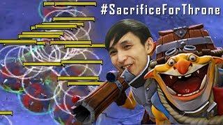 #SacrificeForThrone (SingSing Dota 2 Highlights #1307)