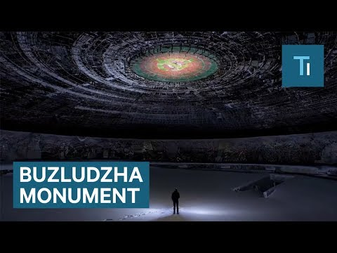 Take A Look Inside The Abandoned Buzludzha Monument In Bulgaria