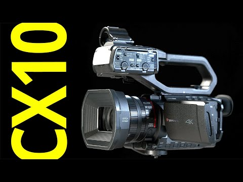 AG-CX10 from Panasonic