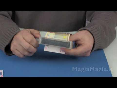 Magia stampa banconote hd trucco