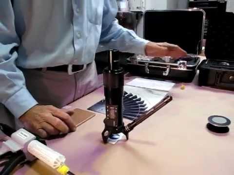 mikrometer-8400K mit Zubehör