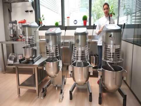 BM-5 (1500170) 5 Ltr Food Mixer Product Video