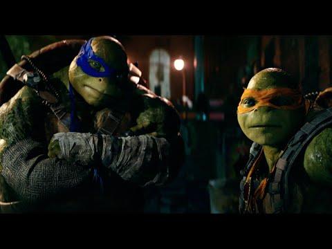 Teenage Mutant Ninja Turtles 2 Cast TV Spot