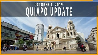 QUIAPO AFTER NG 60 DAYS CLEARING