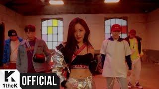 [MV] Hyomin(효민) _ U Um U Um(으음으음) (Chinese Ver.)