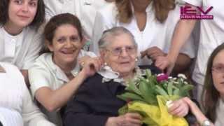 preview picture of video '103 Cumpleaños de Isabel Sánchez Alonso en la Residencia San José'