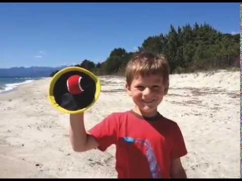MTS: Schildkröt Funsports Neopren Klettball Set