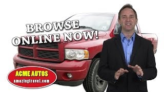 Template Video - Car Dealership