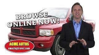 Template Video - Car Dealership