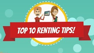 Top 10 apartment renting tips (Helpful 1-minute-long tips: Episode 5)