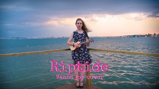 Machaer Kouti   Riptide (Vance Joy Cover)