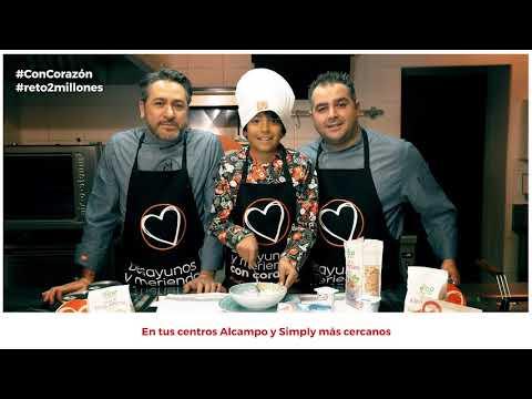 Desayunos y Meriendas Con Corazón - #2