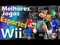 Melhores Jogos De Esportes Nintendo Wii Parte 1