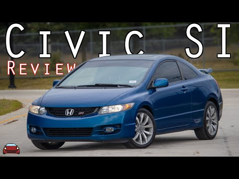 2010 Honda Civic Si Coupe Review - Fun Within Means