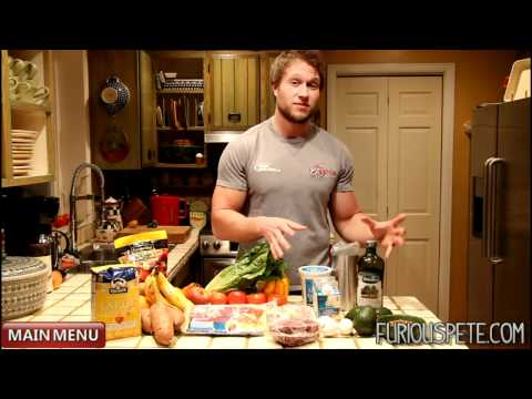 Video Nutrition - Simple Guide To Any Body Transformation | Furious Pete