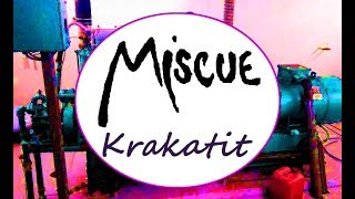 Video Miscue - Krakatit (rec. by Podzemníci records)