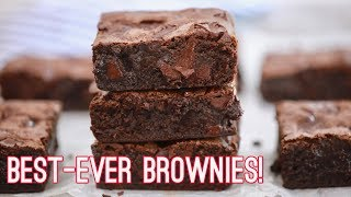 Gemma's Best-Ever Brownies